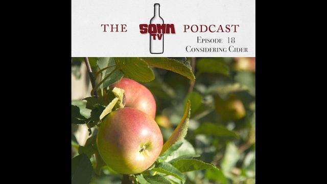SommTV Podcast: Considering Cider