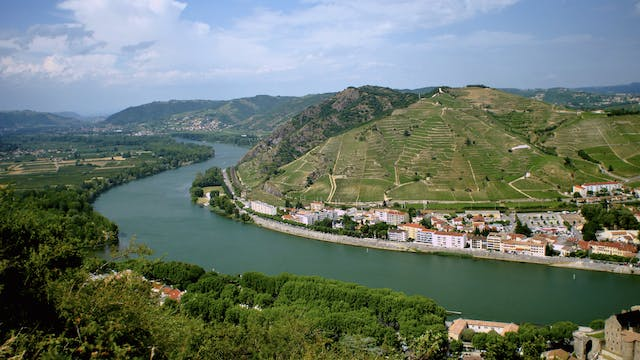 The Beauty of the Northern Rhone, France