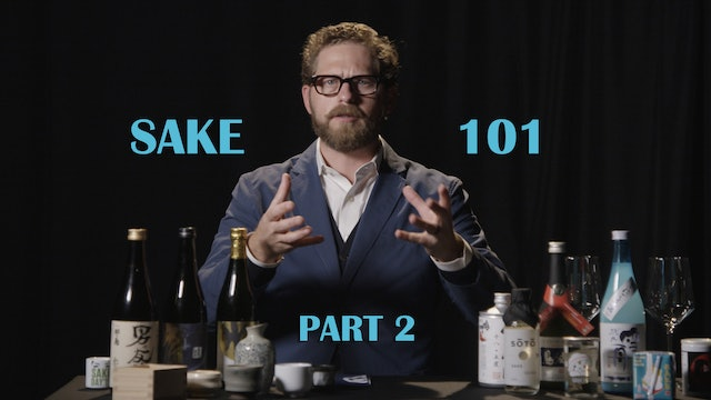 Sake 101 Part 2: Ingredients
