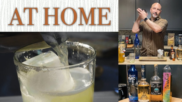 At Home | Cinco De Mayo with Sabato Sagaria