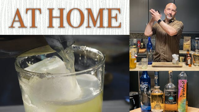 At Home | Cinco De Mayo with Sabato S...