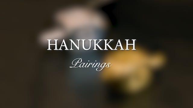 Hanukkah Pairings 2019