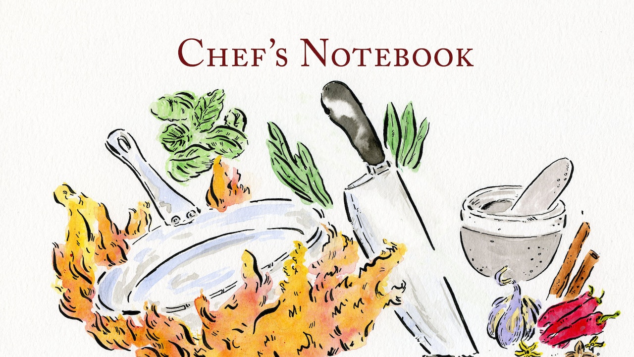 Chef's Notebook