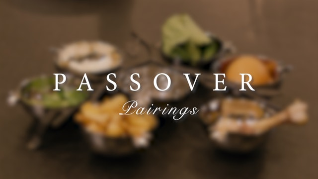 Passover Pairings 2020
