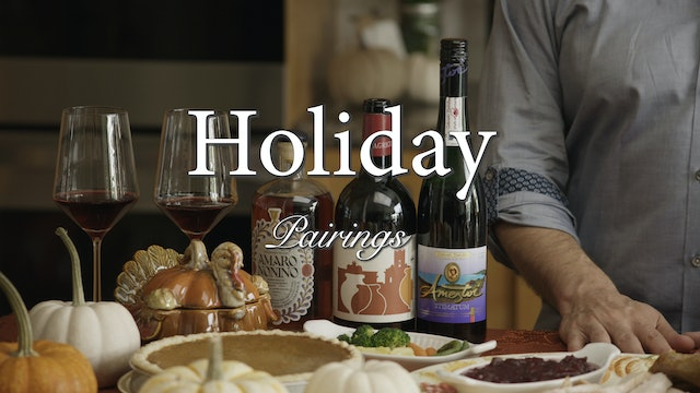 Holiday Pairings on SOMM TV