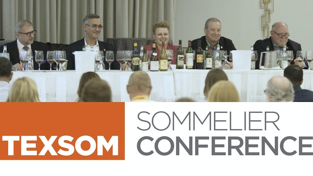 TexSom Seminar | SOMMFoundation Presents: Aged Wines
