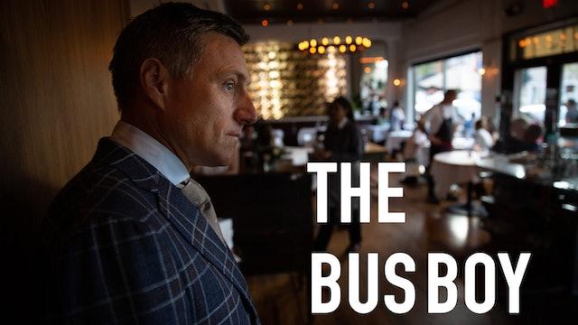 The Busboy Trailer