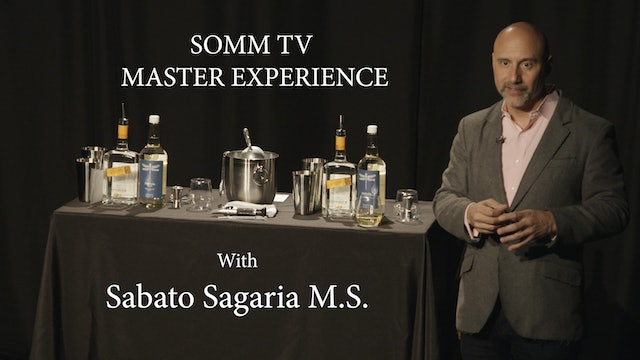 The Master Experience - Restaurants and Cocktails with Sabato Sagaria