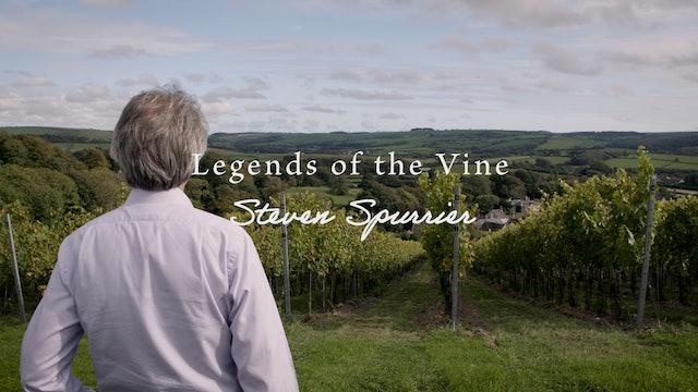 Steven Spurrier - Legends of the Vine