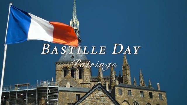 Bastille Day Pairings