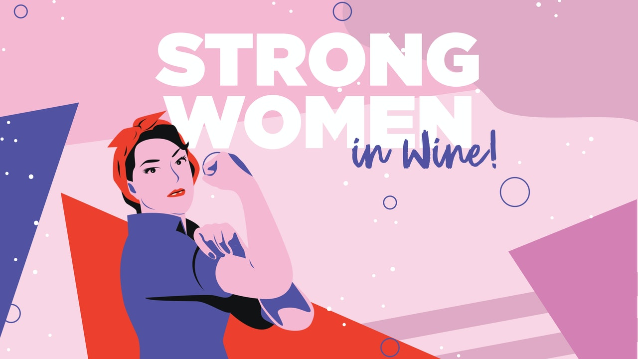 Strong Women in Wine & Food