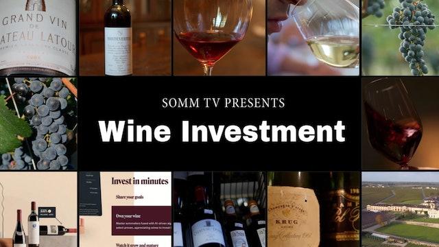 New Series: Wine Investment