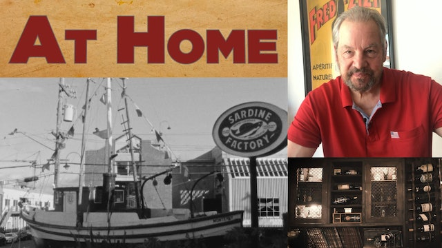 At Home: Episode 2 | Fred Dame talks about Wall Street and Port