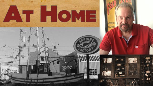 At Home: Episode 2 | Fred Dame talks ...