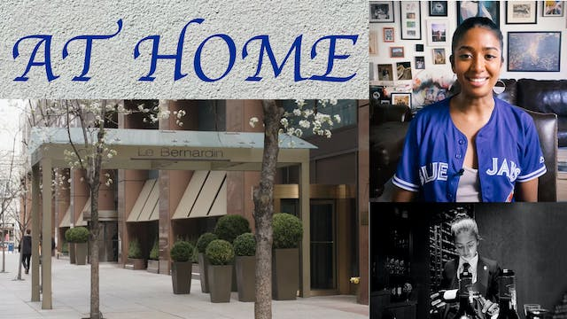 At Home: Episode 7 | Le Bernardin wit...