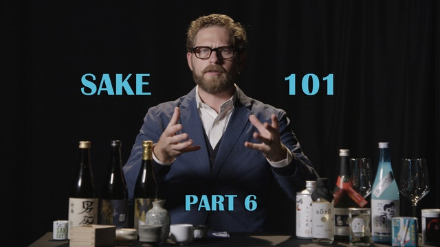 Sake 101 Part 6: Terms