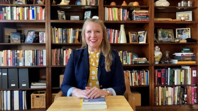 Study Hall with Jill Zimorski, Ep9: The Book