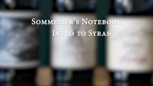 An Intro to Syrah