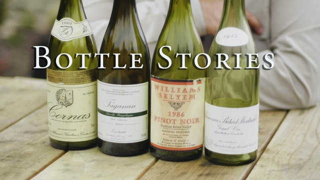 Bottle Stories with Rajat Parr