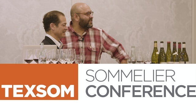 TexSom Seminar | Larry Stone and Rajat Parr: Burgundy Part 1
