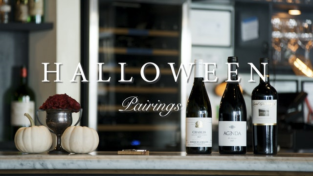 Halloween Pairings