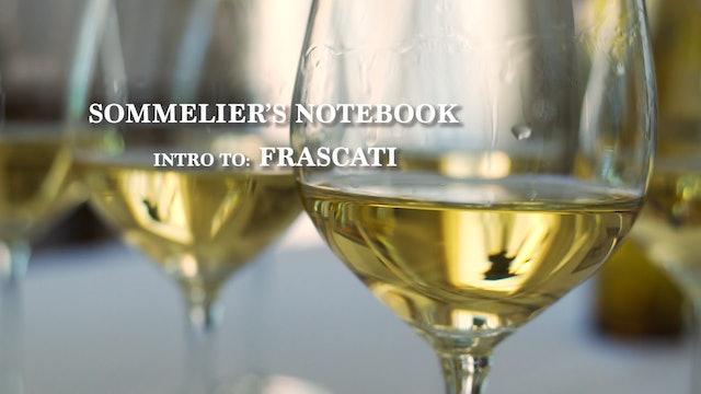 Intro to Frascati