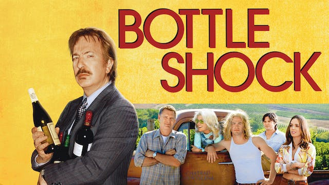 Bottle Shock trailer