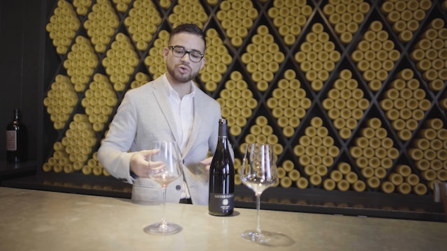 Blind Tasting Sessions: Episode 11 | Angel Arevalo & Alexandria Sarovich