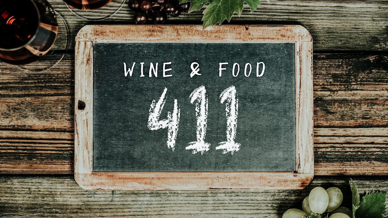 Wine & Food 411