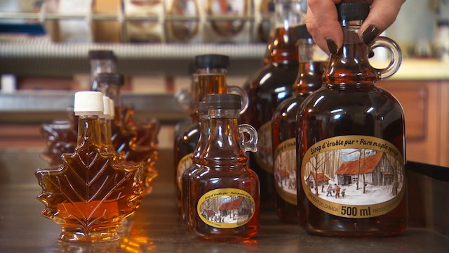 Pitchin' In: Maple Syrup