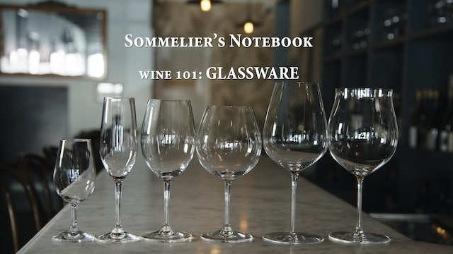 An Intro to Glassware