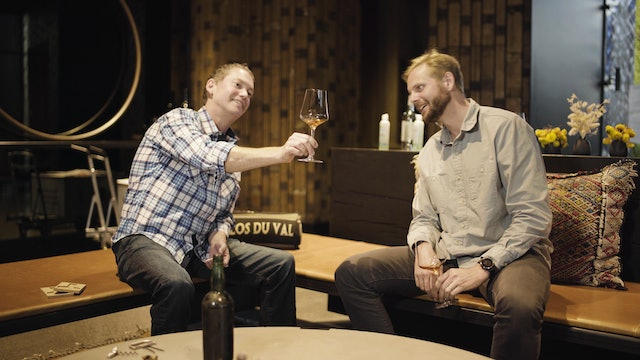 Drink a Bottle with Ted and Olav