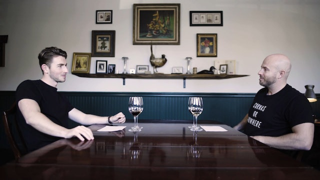 Blind Tasting Sessions: Episode 2 | Dustin Wilson & Gianni Ottone