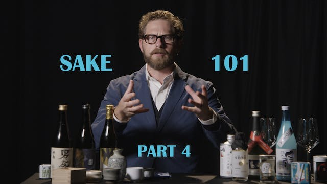 Sake 101 Part 4: The Process