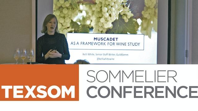 TexSom Seminar: Kelli White, Muscadet
