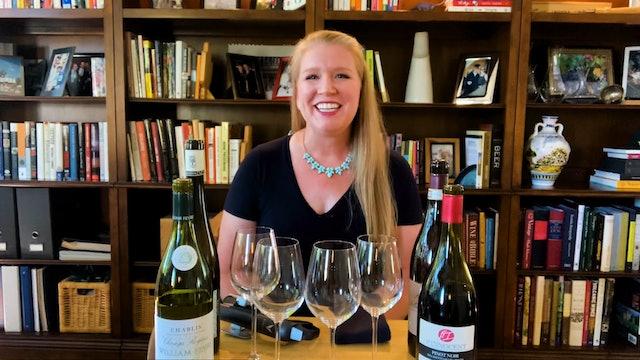 Study Hall with Jill Zimorski, Ep1: Blind Tasting