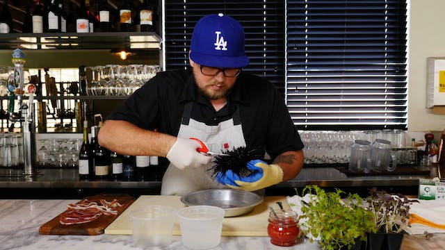 The Delicacy Presents Chef Spencer Be...