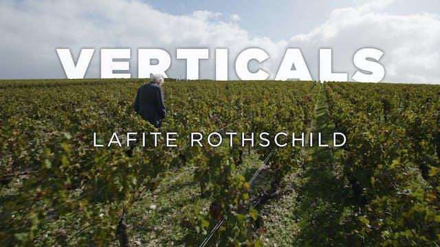 Verticals: Lafite Rothschild