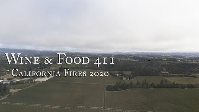 California Fires 2020: Erica Stanclif...