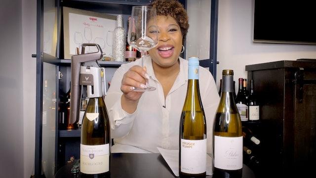 Weekly Wine: Winter Whites
