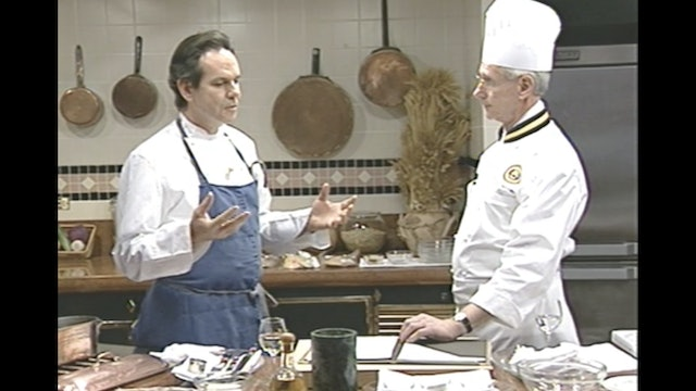 Classic Demonstration with Thomas Keller: Foie Gras