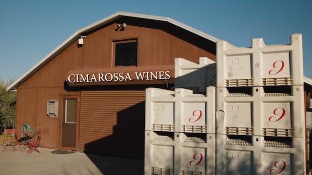 A Cimarossa Wine Tasting