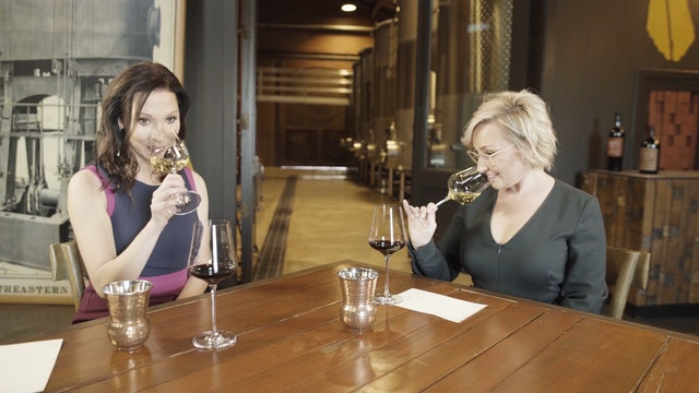 Blind Tasting Sessions: Episode 12 | Amanda McCrossin & Vanessa Conlin