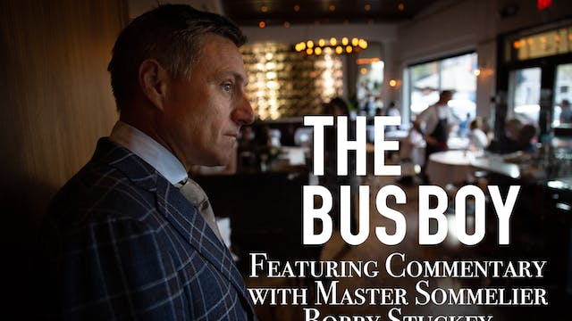 The Busboy with Commentary from Bobby...