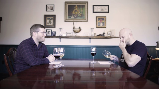 Blind Tasting Sessions: Episode 1 | Dustin Wilson & Eric Railsback