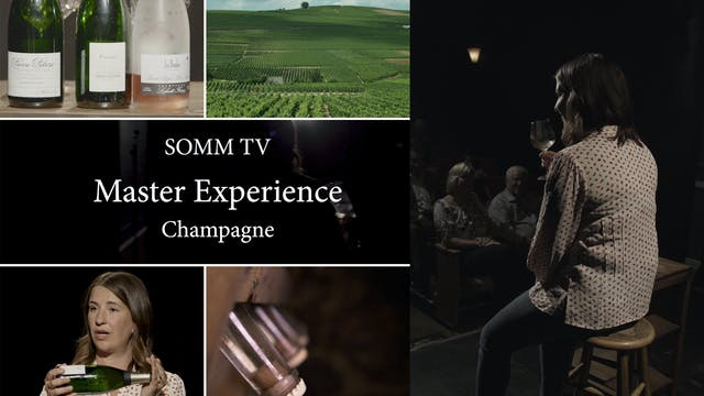 The Master Experience - Champagne with Laura Fiorvanti