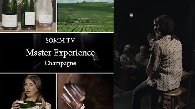 The Master Experience - Champagne wit...