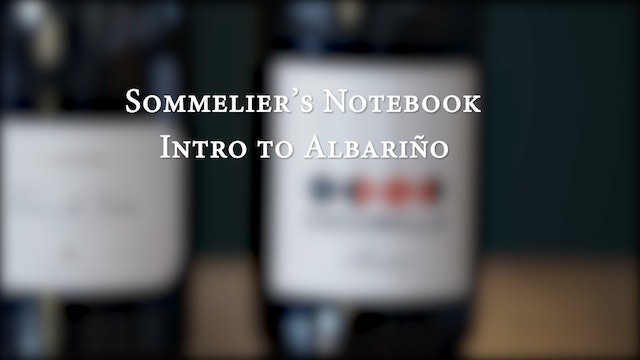 An Intro to Albariño