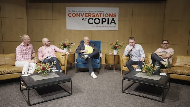 Conversations at Copia: Bonus Q&A Session
