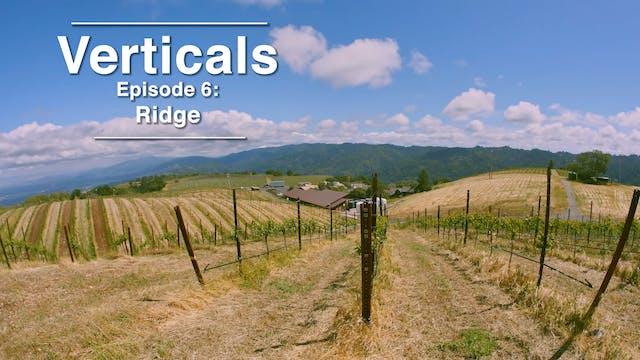Verticals Episode 6: Ridge Part 1